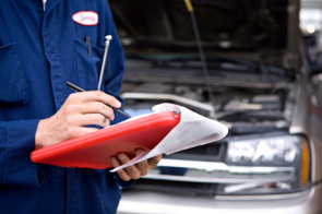 uk vehicle inspection